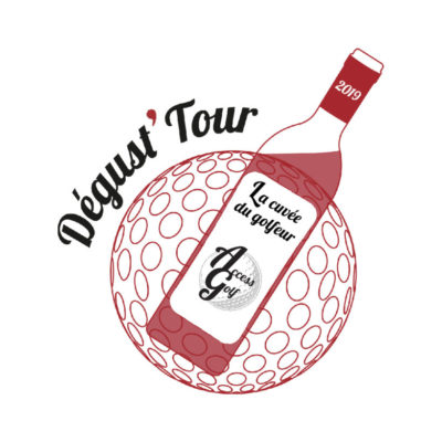 logo-degust-tour 2019 Access Golf