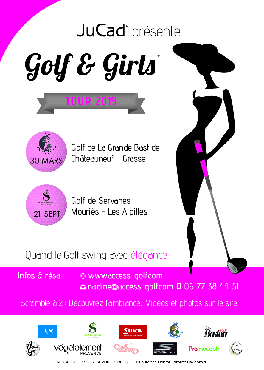Golf & Girls à Servanes