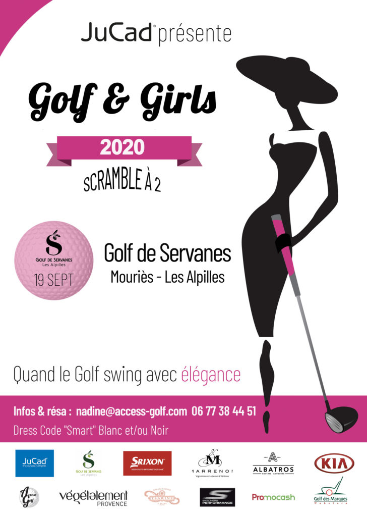 affiche golf and girls 2020 web
